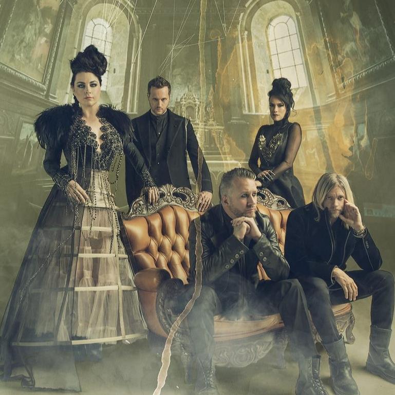 Evanescence svou charakteristickou poutavou …