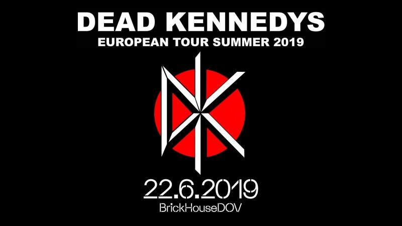 Dead Kennedys, známí svými kontroverzními …