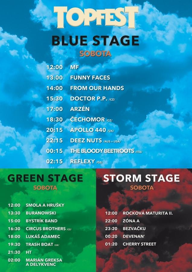 Na festivalu se můžete těšit na skvělý …