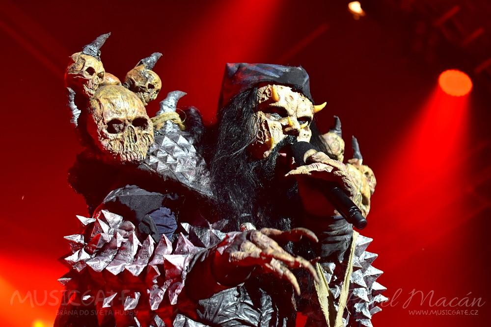 Ďáblové sfenomenální muzikou a neméně …