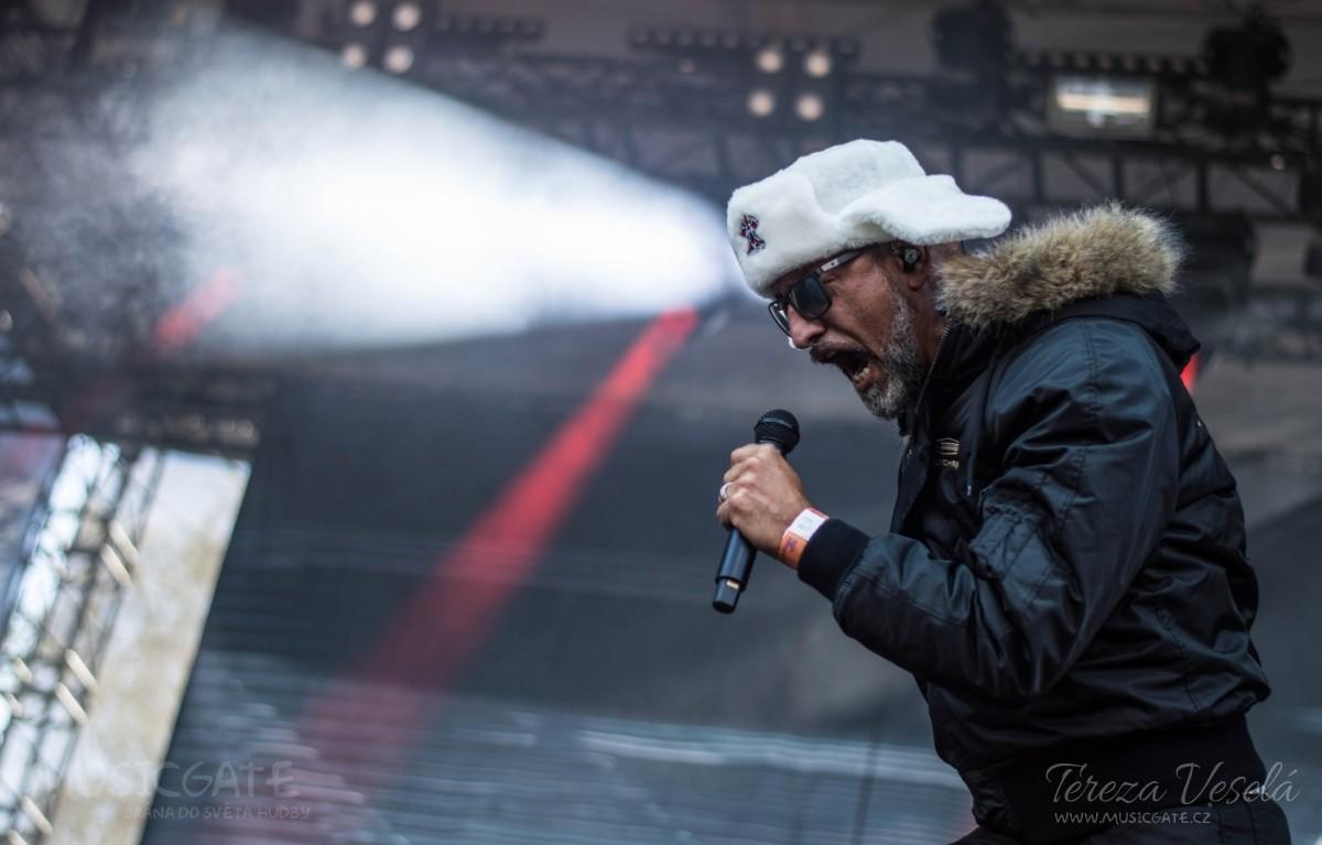 Frontman skupiny Eisbrecher - Alexx Wesselsky
