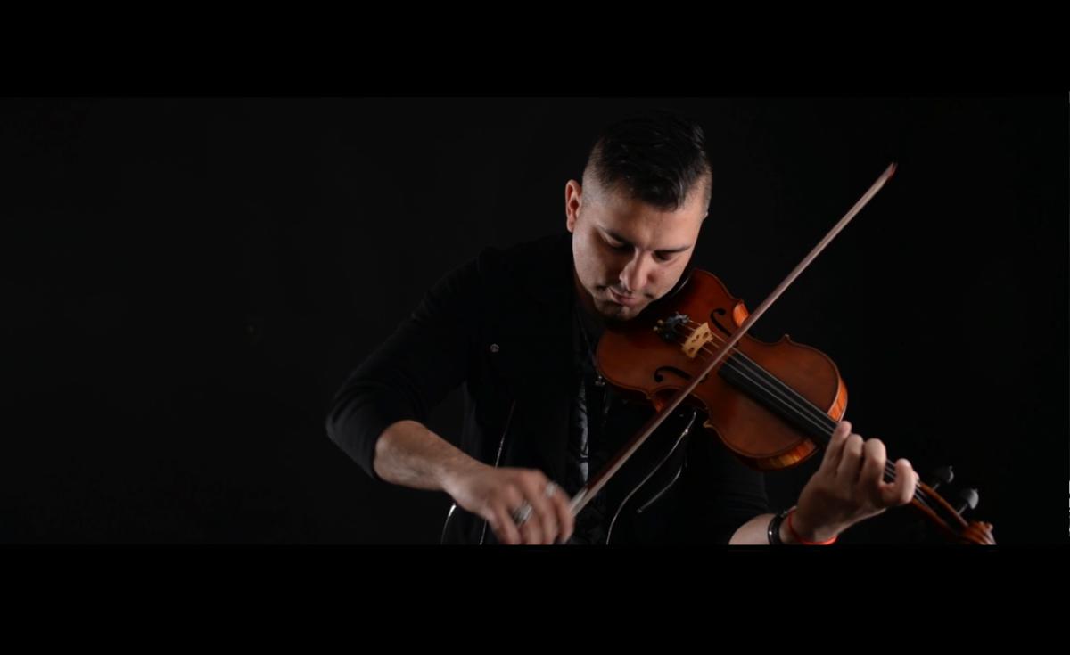 Výjímečně nadaný slovenský houslista Marco …