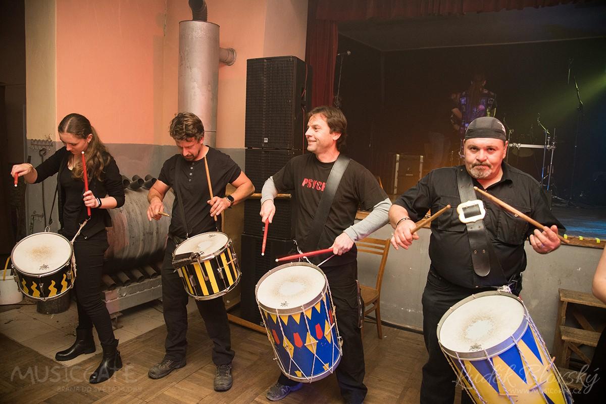 Bubenická skupina Tambour - podruhé