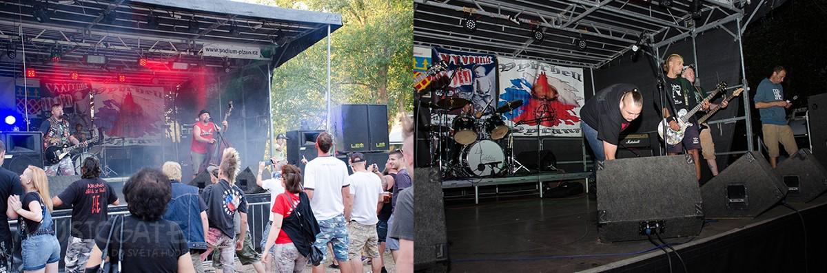 Nýřanskou punk – rockovou skupinu S.A.S. …
