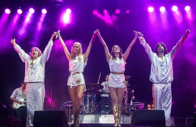 Od doby, kdy skupina ABBA, tedy Agnetha, …