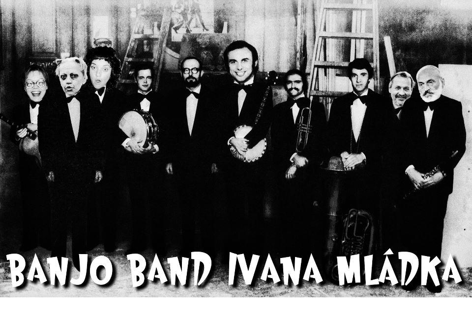Banjo Band Ivana Mládka prošel od svého vzniku …