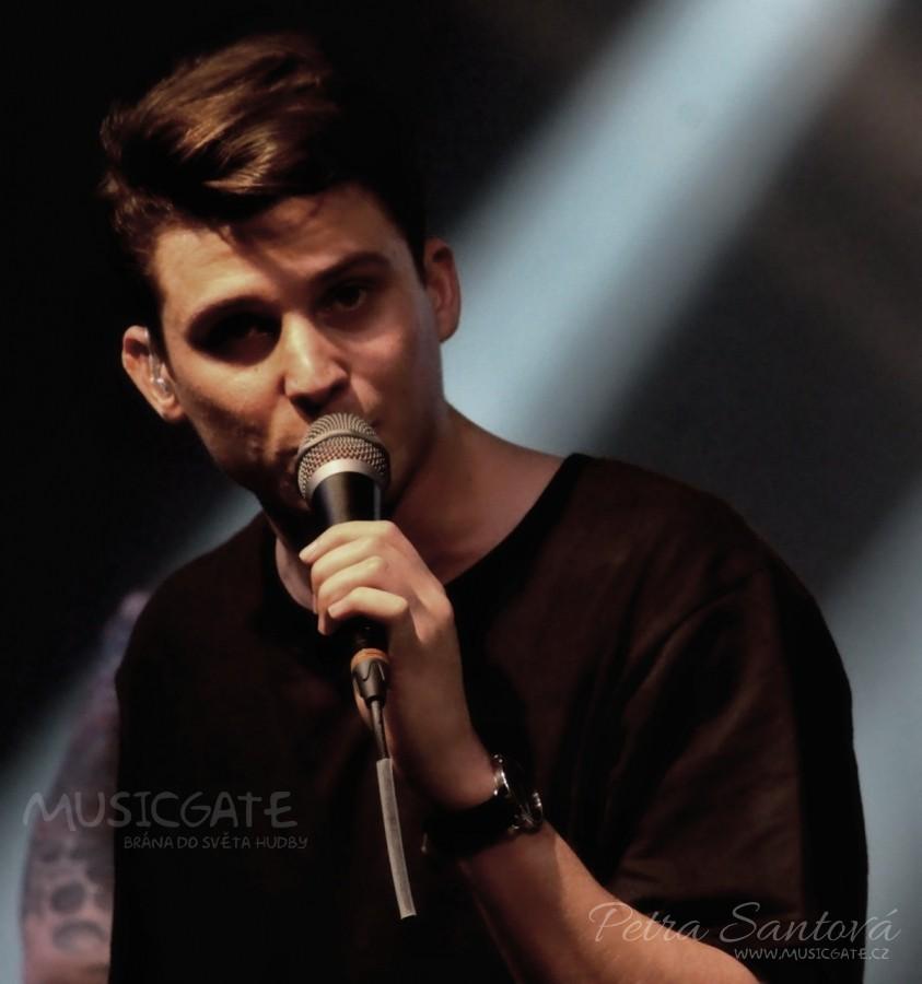 Sebastianzavítal v rámci své koncertní …