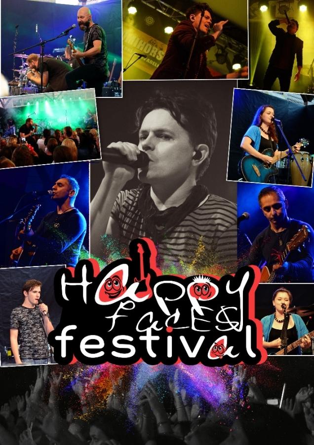 Druhý ročník putovního festivalu Happy Faces …