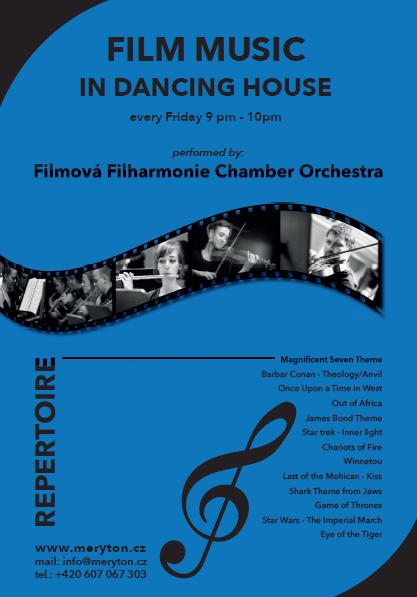 Concerts of the Filmová Filharmonie - …