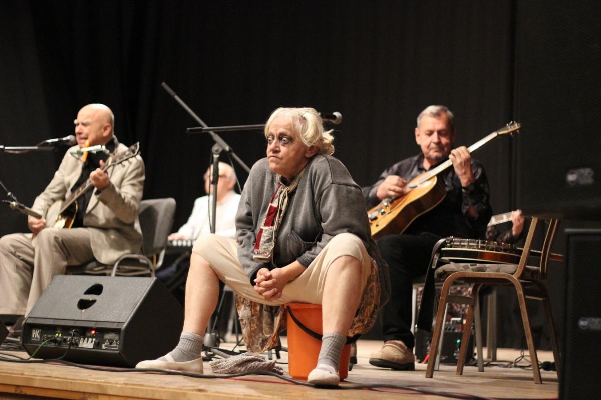 Banjo band Ivana Mládka zavítal do Brna, …