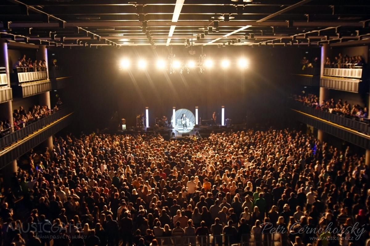Jako prvním koncertujícím hostem byla skupina …