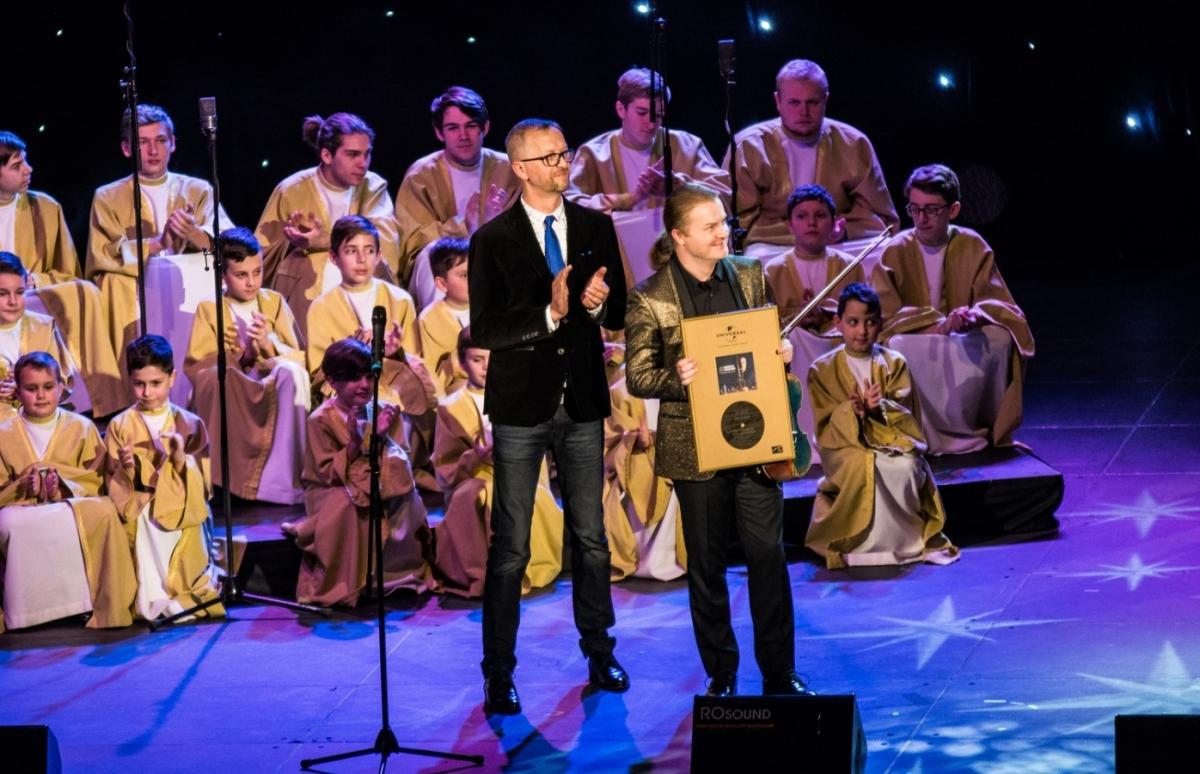 Výjimečný český houslista Pavel Šporcl odehrál …
