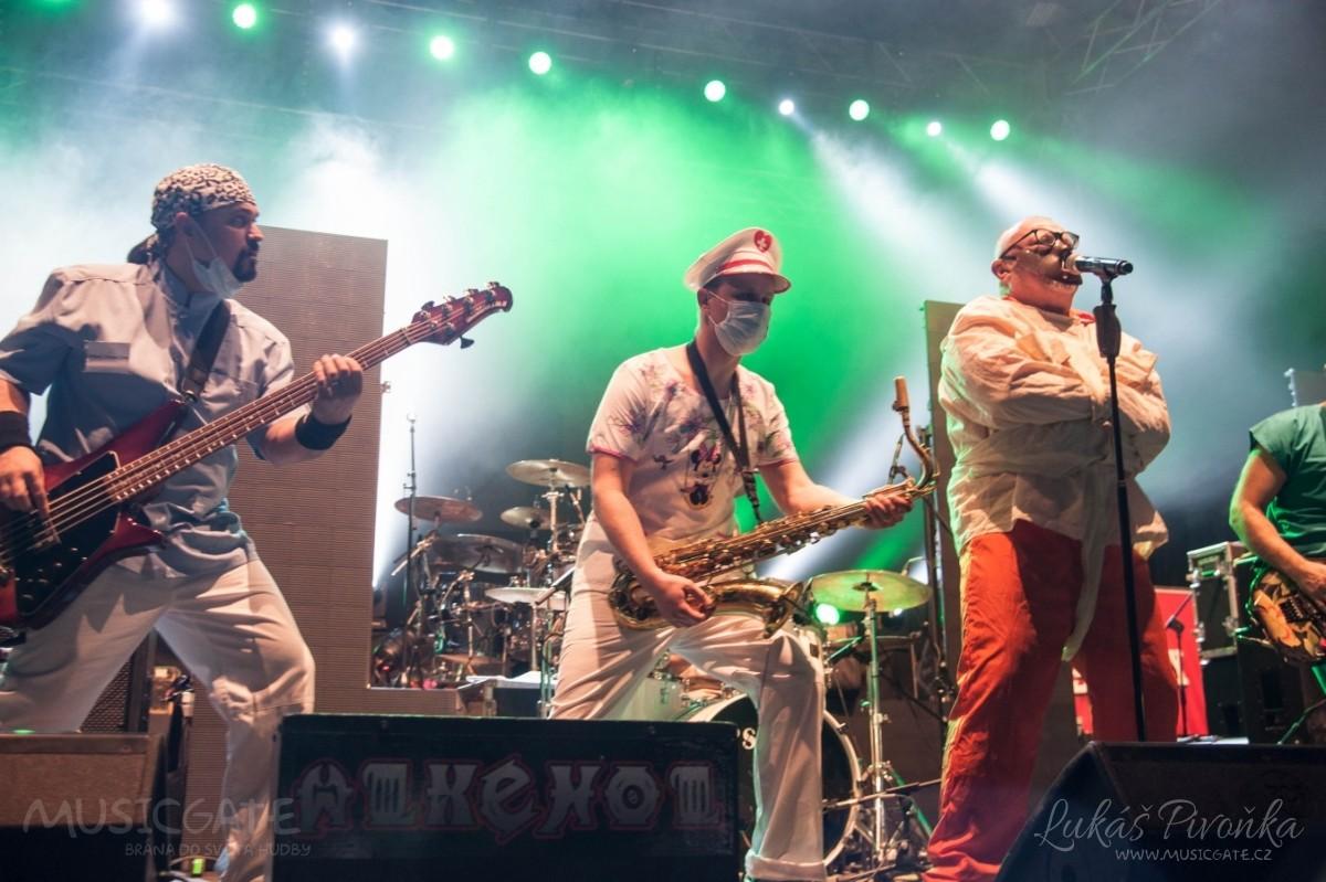 Doctor P.P.je rocková kapela, která je …