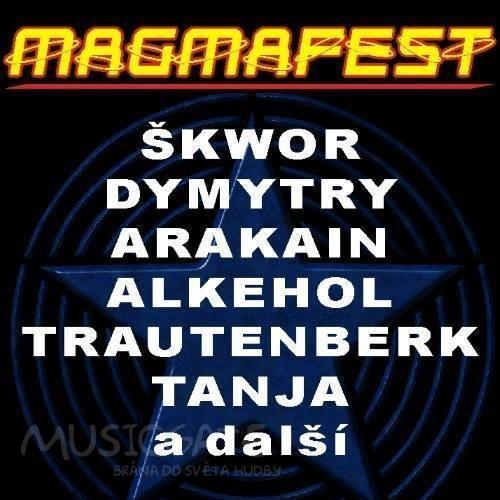 Magmafest je již kultovní rockový festival za …