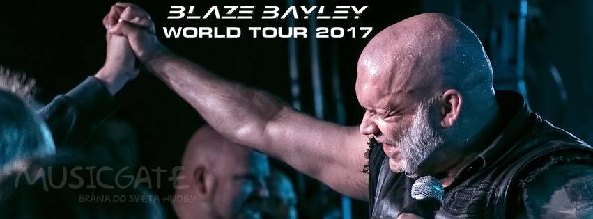 Blaze Bayley (bývalý zpěvák Iron Maiden 1994 – …