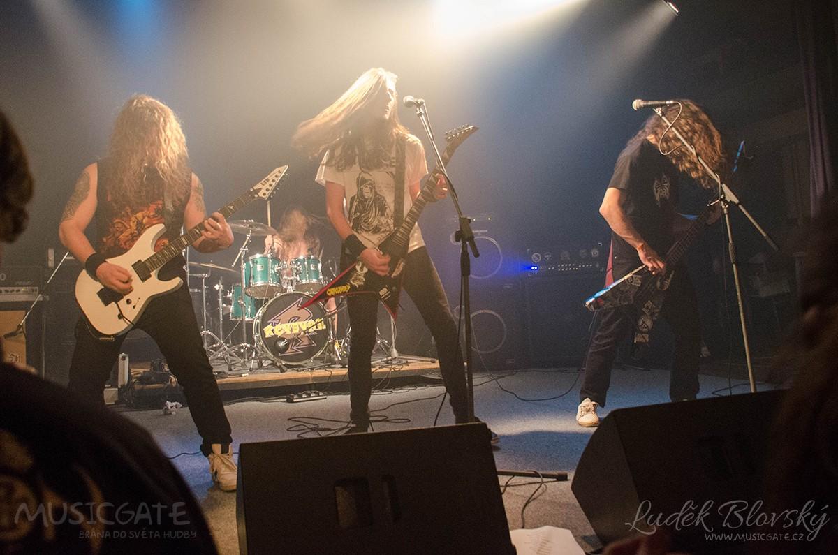 ZBerounska vzešla v roce 2011 thrash …