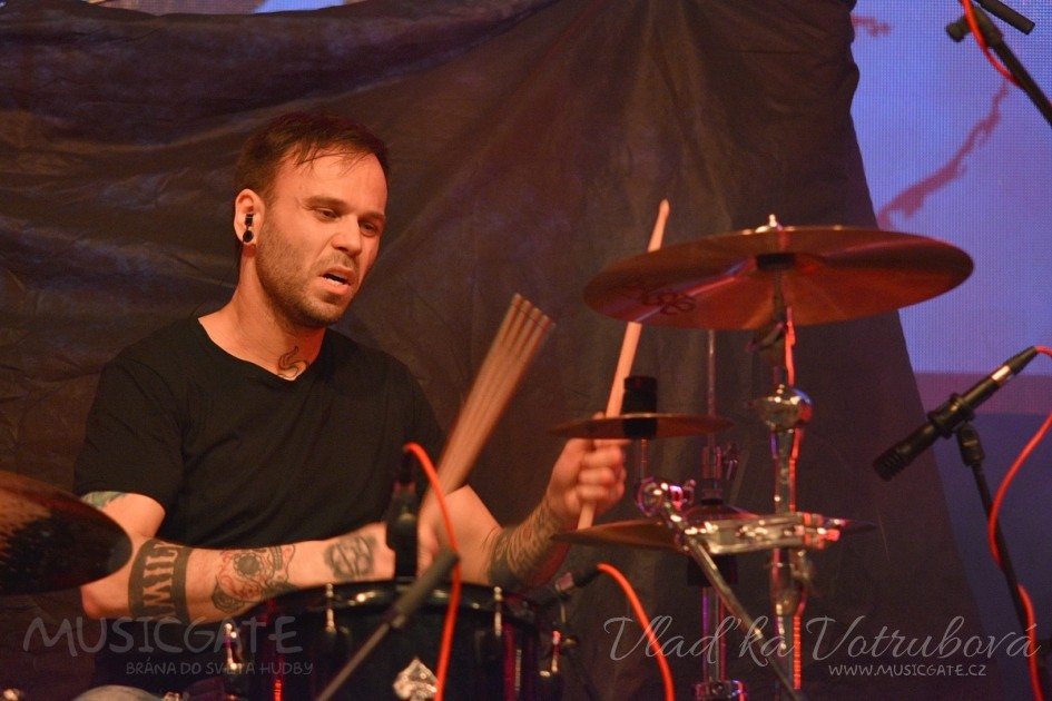 Sendwitch během ROCK&POP tour …