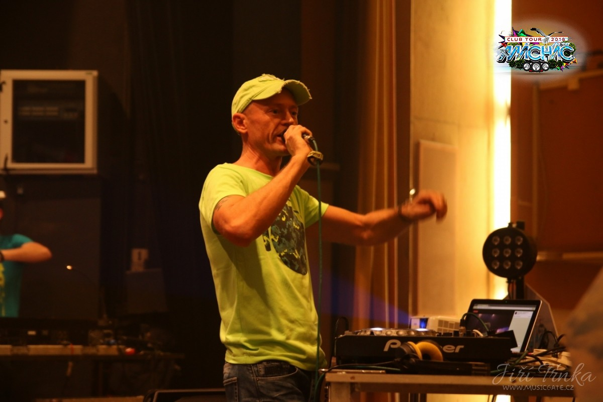 DJ Enrico akci uzavřel