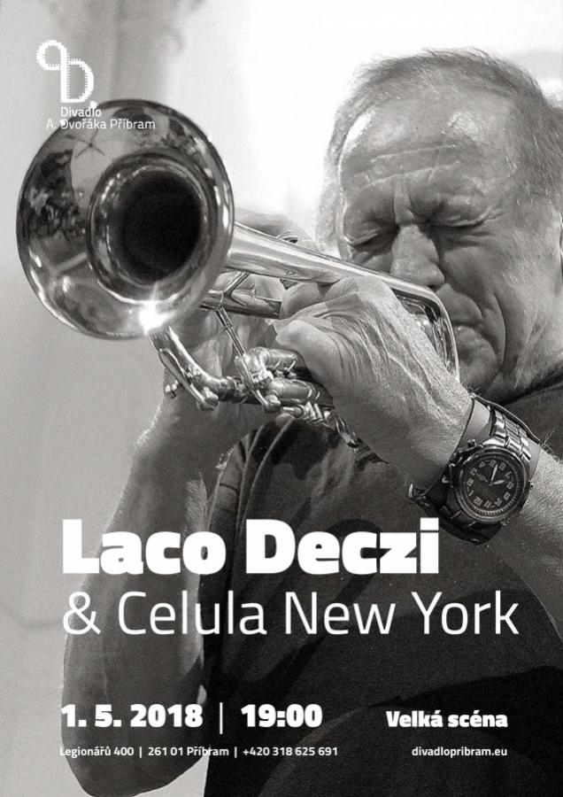 Zájem o hraní na trumpetu se u Laca Decziho, …