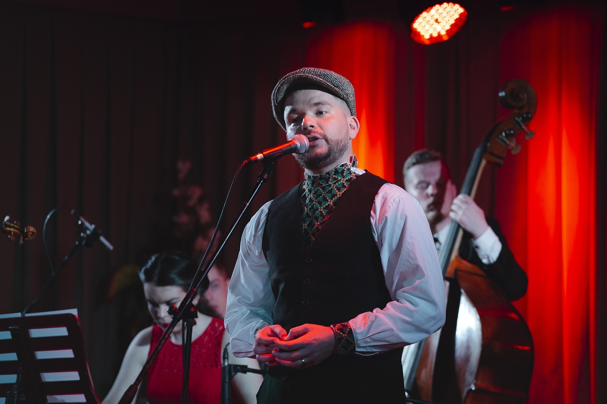 Vyprodaný jazzový GES klub v Košicích, hvězdná …