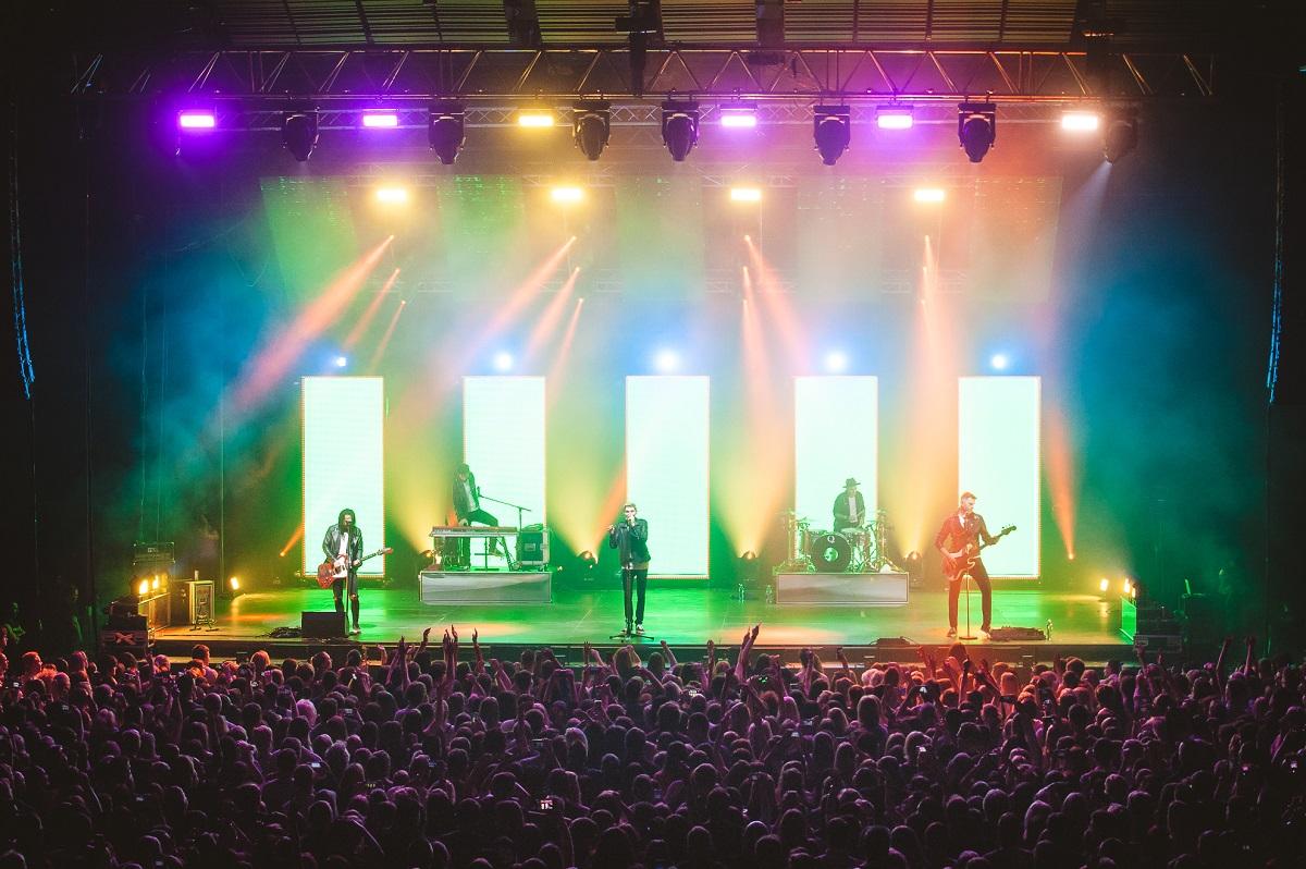 Turné Mandrage odstartují 5. října 2018 …