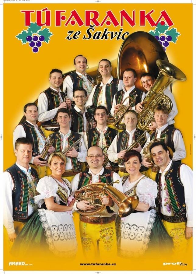 Trojlístek doplní moravská legendární kapela …