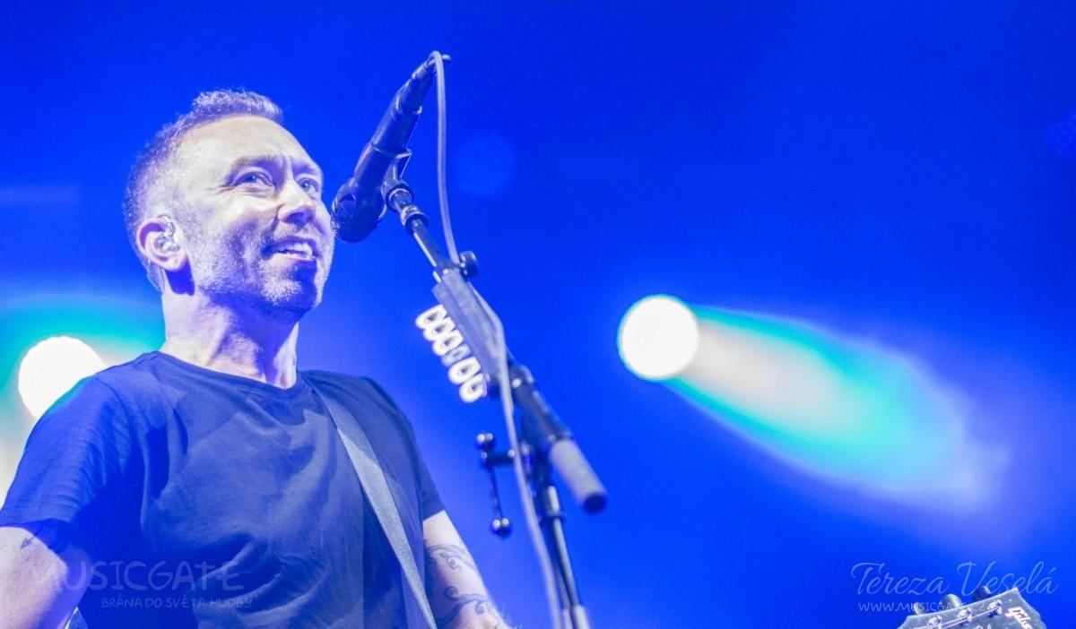 Frontman Rise Against - Tim McIlrath