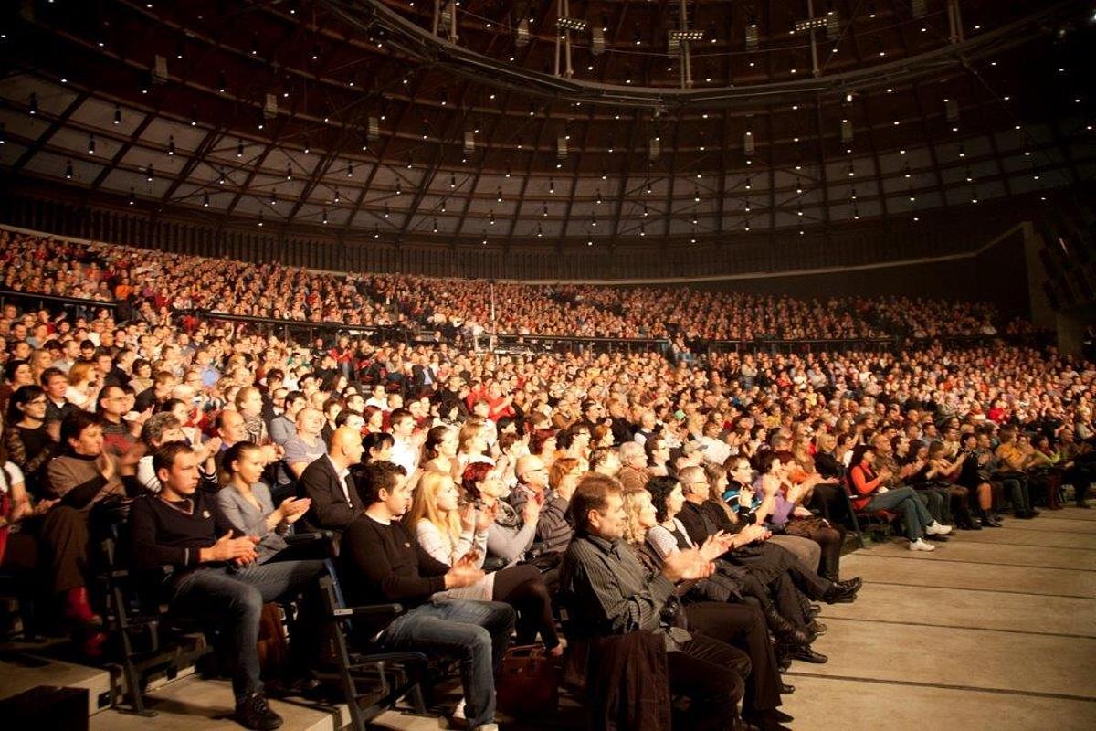 Ostravské koncerty z roku 2012 …