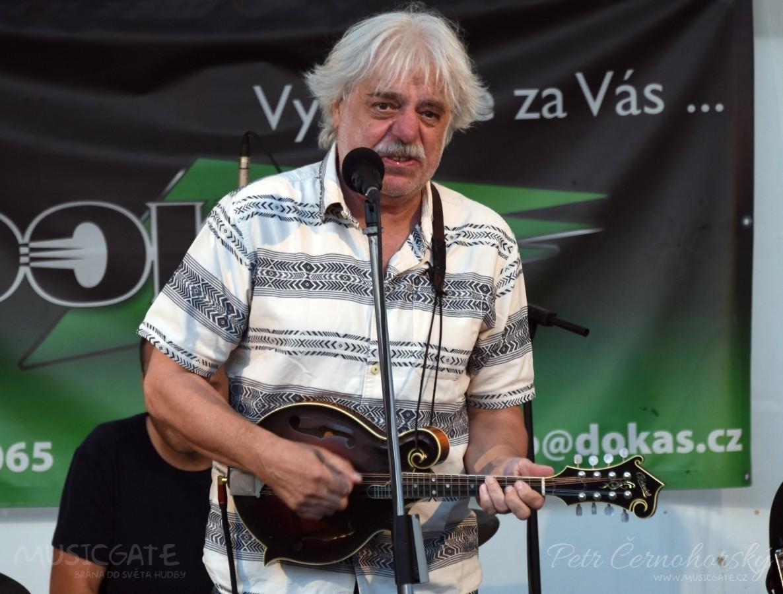 Robert Křesťan a Luboš Malina založili kapelu …