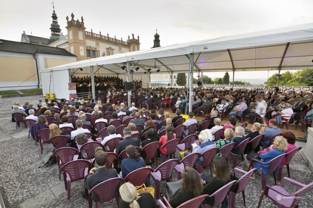 Dvořákovo Requiem na Svaté Hoře v Příbrami