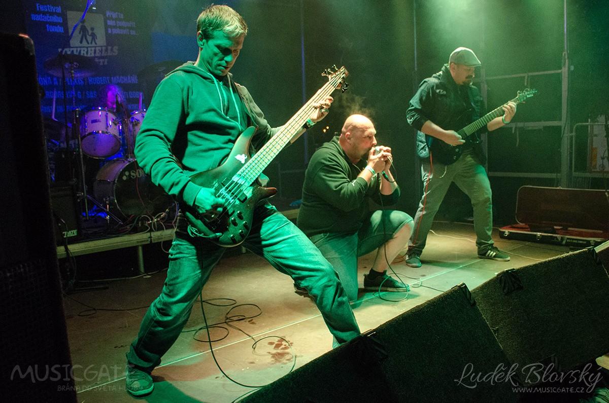 O změnu rytmu se postarala holýšovská metal …