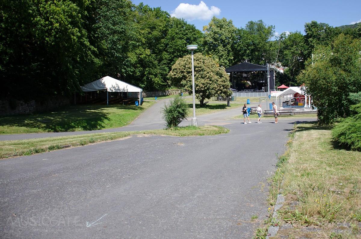 Nádherná přírodní aréna vmanětínské …