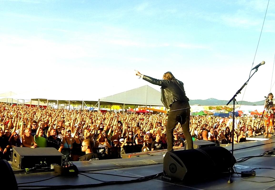 Fanoušci festivalů míří tento víkend do …