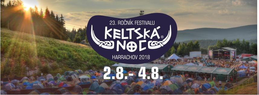 Zázemí festivalu nabízí bezplatné stanové …