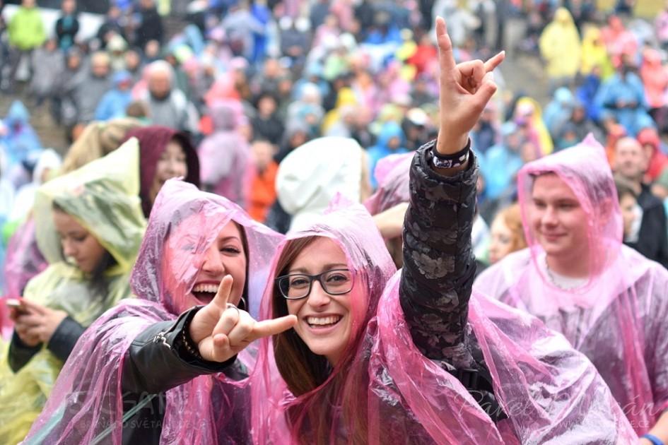 Byla tu deštivá sobota a Plzeň podruhé ožila …