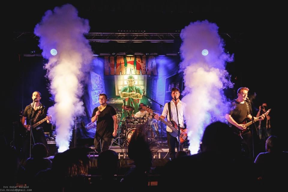 V loňském roce skupina absolvovala první turné …