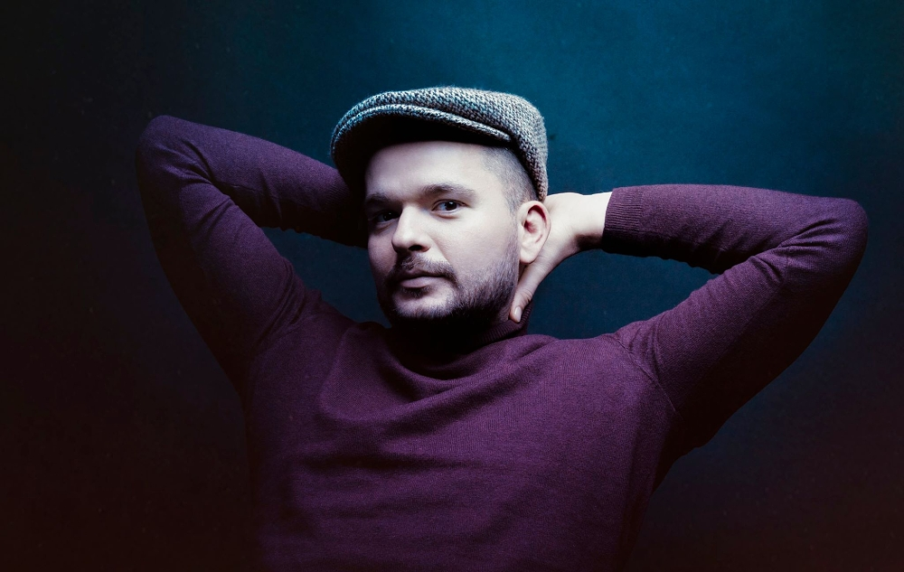 Charismatický zpěvák rusínských lidových písní …