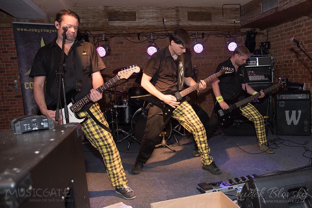 Známý punk rockový Compromysh, jehož domovskou …
