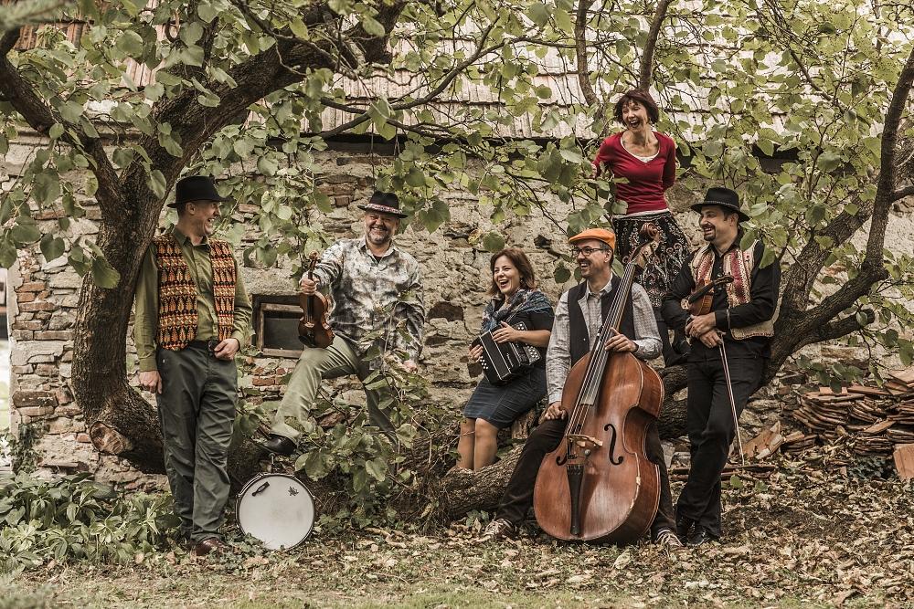 Mezinárodně úspěšná slovenská worldmusic …