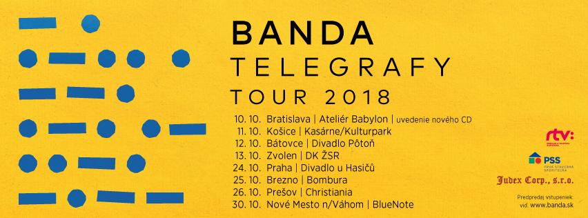 """""""Naše turné začíná vBratislavě …"""