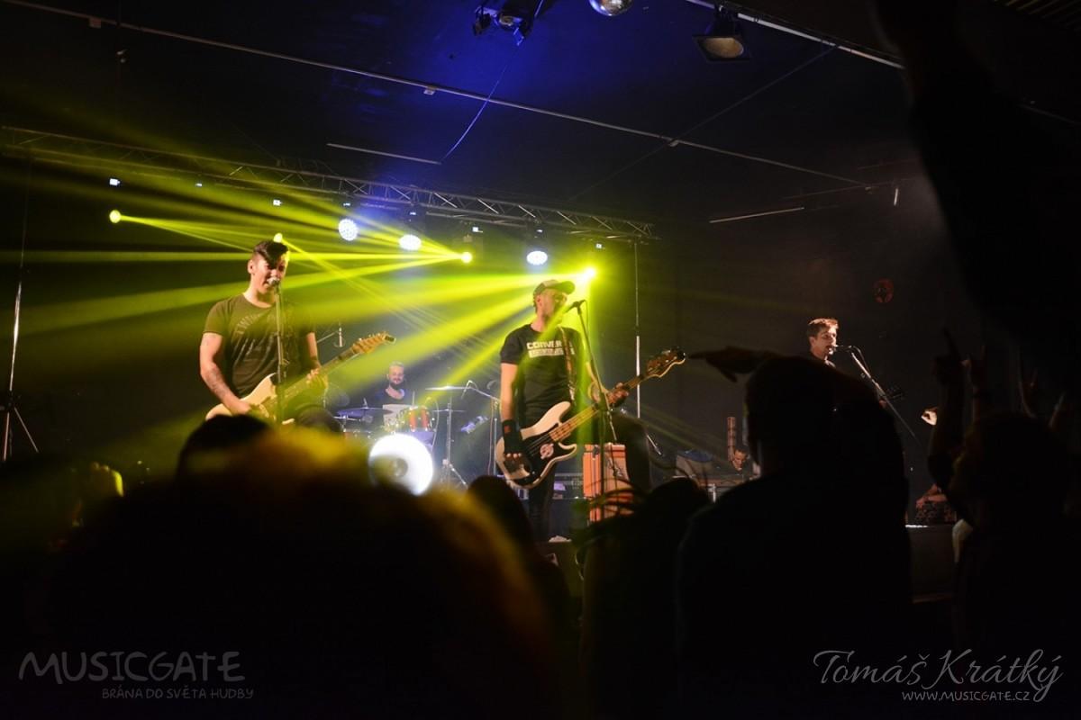 BTW vystřídala punkrocková kapela z Prahy …