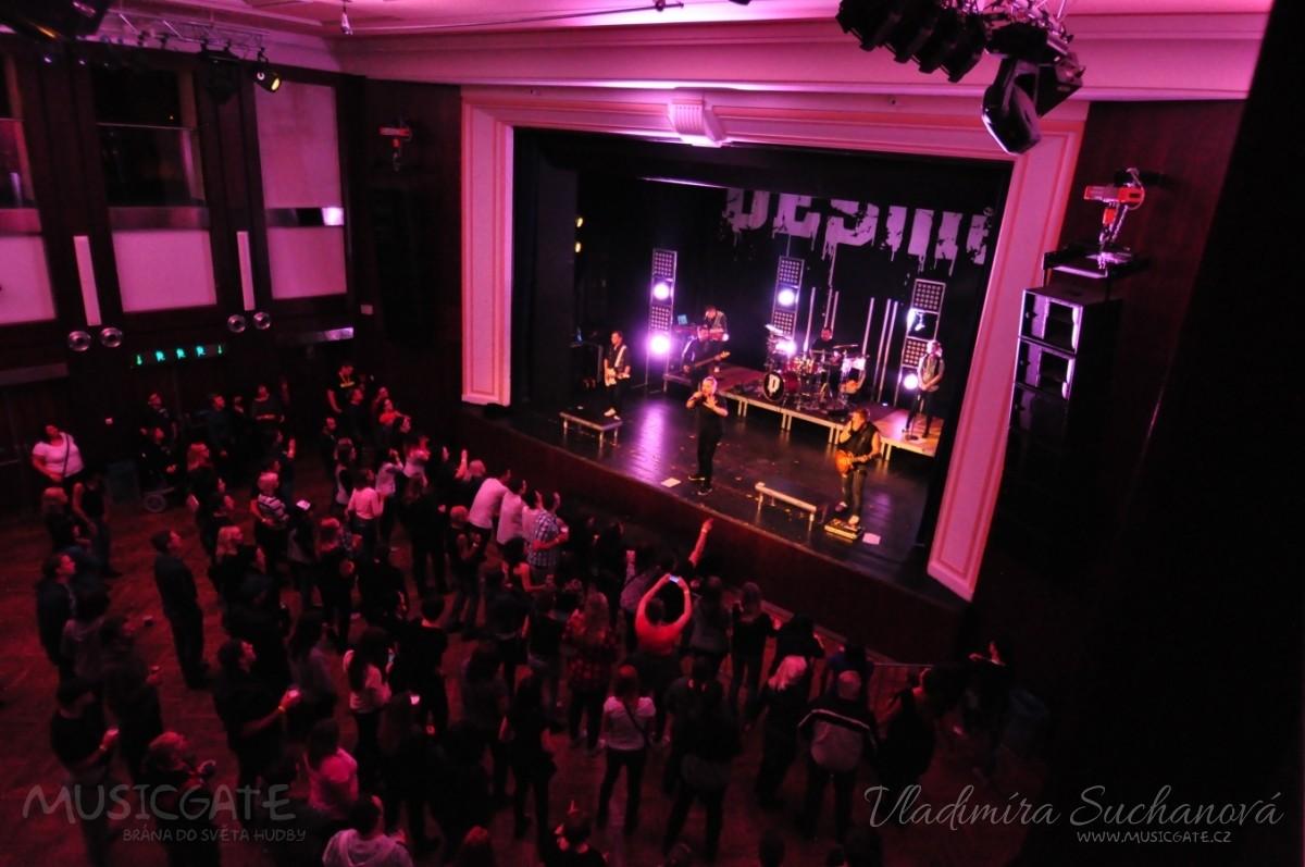 Koncert se konal ve velkém sále Kulturního …