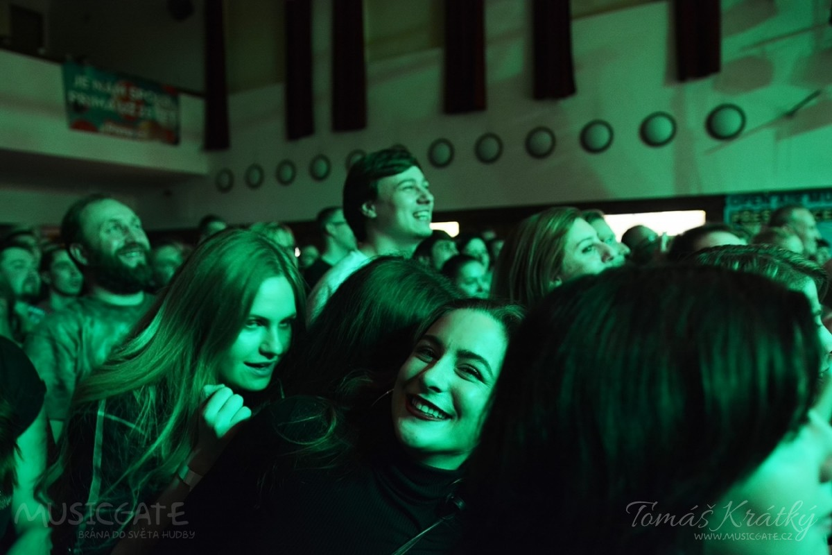 Rok se s rokem sešel a do kulturáku v Milevsku …