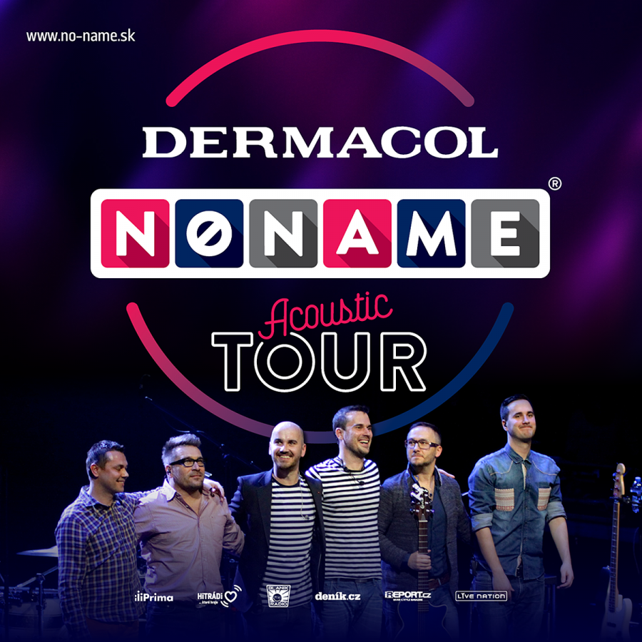 Nový song zahraje kapela na Dermacol NO NAME …