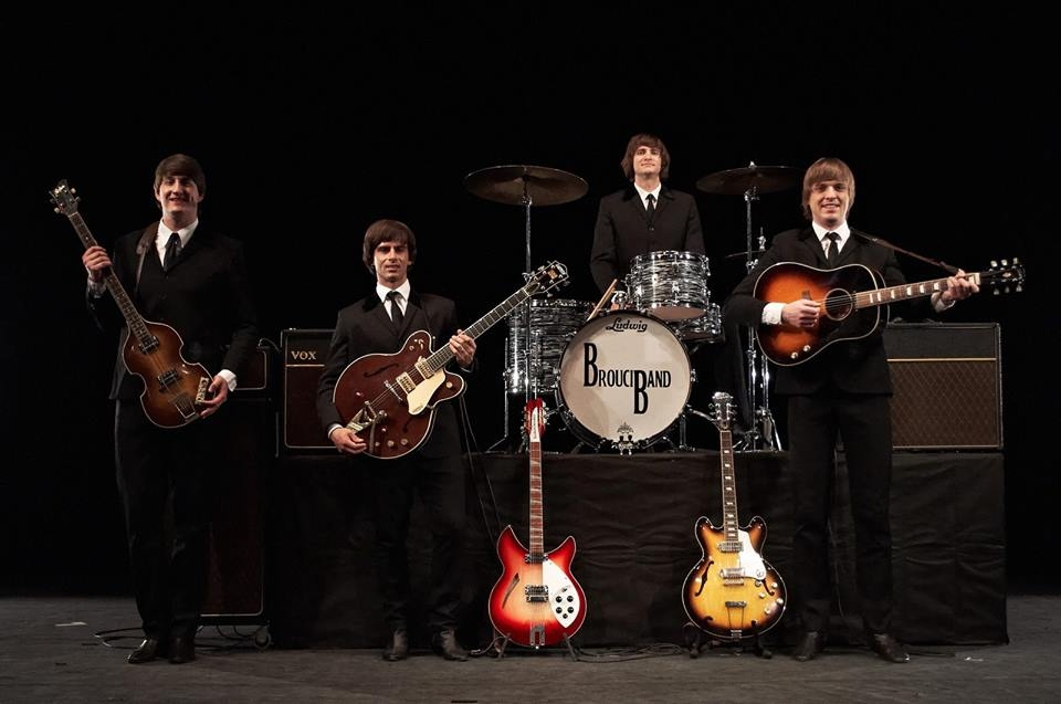 The Beatles Revival – BROUCI BAND– …