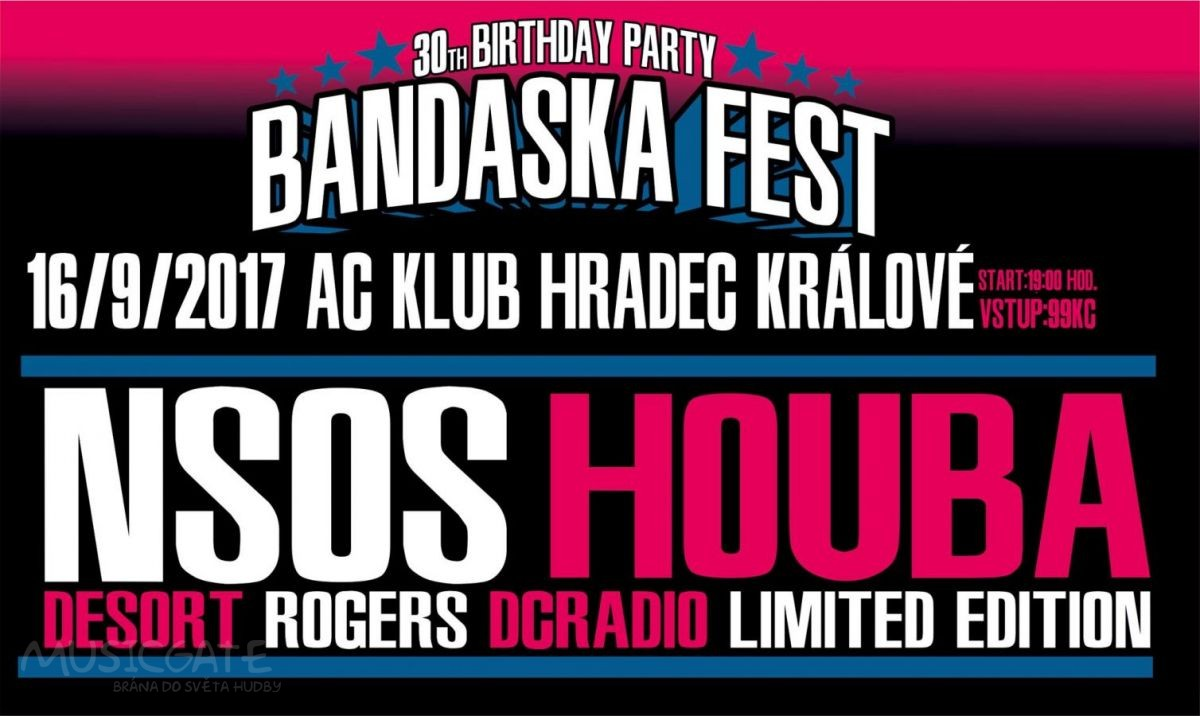 Bandaska 30´th Birthday Party