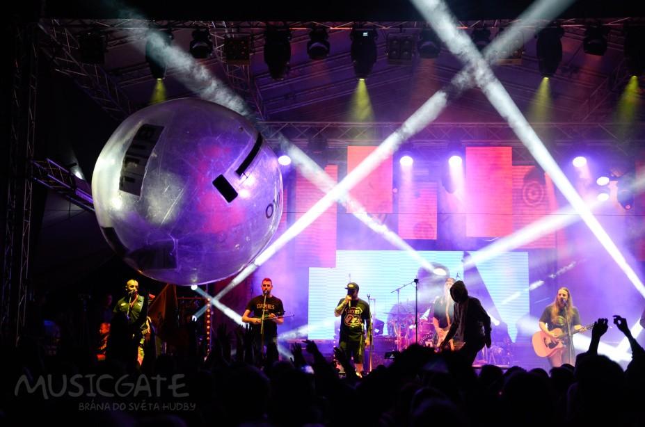 Divokej Bill odehrál poslední koncert v rámci Lobkowicz tour doma