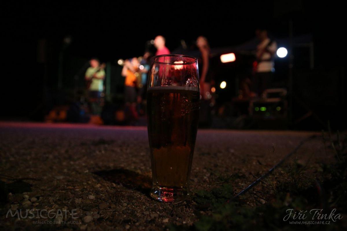 Roztomilé loučení s prázdninami proběhlo 30. 8. v kempu Velký Vír u Orlické přehrady ...