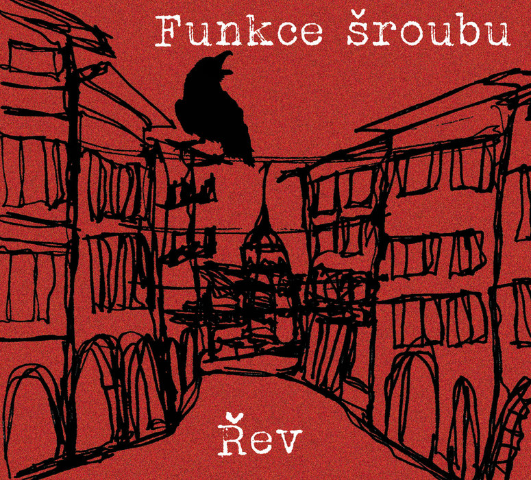 Řev, toť nejnovější počin kapely Funkce šroubu