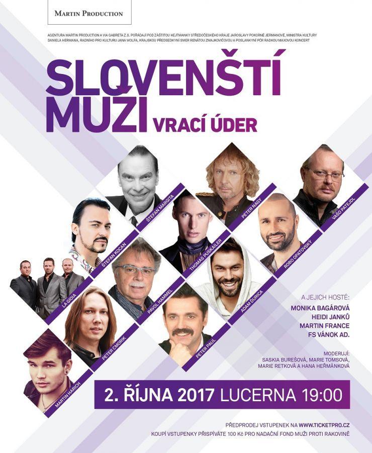 Slovenští muži vrací úder a již klepou na dveře!